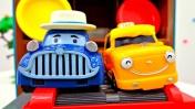 Видео для мальчиков - Робокар Поли и друзья Тайо