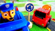 Мультики про дорожные знаки - Круговое движение