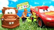 Машинки игрушки Маквин и Мастер Тук Тук - Видео для мальчиков