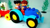 Мультики развивающие - Фермер Ваня - Лего мультики