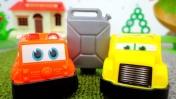 Видео для детей— Детские игрушки и машинки