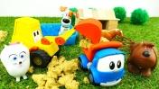 Пластилин, бассейн и шарики Орбиз - Игры для детей