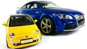 Машинки! Видео для детей - бренды машин