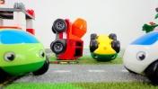 Машинки для детей - Учим цвета - Видео для детей