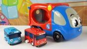 Приключения Тайо - Мультики про машинки и автобусы