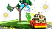 Робокар Поли и игрушки для детей - Видео для малышей