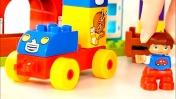 Лего мультики - Животные для детей - Мультики Лего