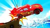 Мультфильмы ТАЧКИ. Машинки Молния Маквин и друзья. Крутые гонки машинок. Видео для мальчиков