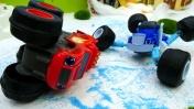 Видео с игрушками для мальчиков - Ошибка Вспыша и Крушилы
