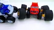 Мультики про машинки. Новые колеса Вспыша. Видео для детей.