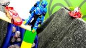Трансформеры Монкарт (Monkart ) - Мультфильмы для детей — Соревнования
