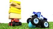 Вспыш и чудо-машинки строят дом -Видео для мальчиков