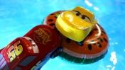 Мультики про машинки. Маквин vs Круз - Соревнования в аквапарке