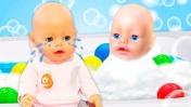 Беби Бон ЛУЧШИЕ серии! Кормим и купаем Беби Бон - Мультики для девочек Как мама