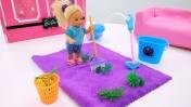 Куклы Барби: Штеффи нашла волшебный ковер - Мультики для девочек