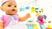Видео для девочек - Беби Бон и праздник с Машей Капуки