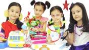 Видео для девочек - Выбор профессии. Видео для детей