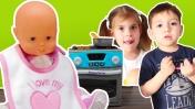 Видео с Беби Бон. Мультики для девочек с куклами
