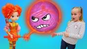 Сказочный Патруль: волшебный клубок проказничает. Видео для девочек.