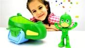 Распаковка игрушек. Герои в масках. Видео для детей