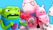 Игры для детей. Мультики с игрушками Свинка Пепа