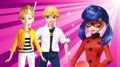 Видео для девочек - Леди Баг снится сон: Адриан и Хлоя вместе?