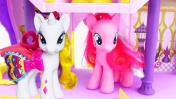 Видео для девочек - Пинки Пай и Рарити. Литл пони