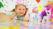 Видео для девочек - Найди пару. Ксюша Дети и Родители