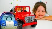 Видео для девочек - Игра в магазин. Вилладж стори