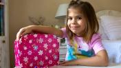 Видео для девочек - Делаем бусы. Детское творчество