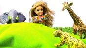 Видео для девочек - Кто настоящие родители Челси?