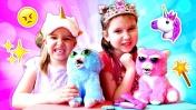 Принцессы поссорились - Не поделили игрушки. Видео для девочек - Шоу Мы - Принцессы!