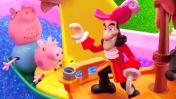 Мультики для детей. Видео с игрушками Свинка Пеппа