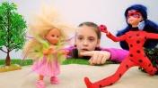 Видео для девочек - Приключения Леди Баг и Супер Кота