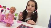 Видео для девочек - Мультик Барби. Подарки от Зубной феи