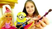 Куклы Барби: Кастинг на роль принца. Мультики для детей