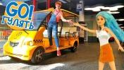 Москва  - Кукла Барби и Маша Капуки в Мастерславле! - Отдых в Москве - Куда сходить