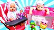 Беби Аннабель Сборник ЛУЧШИХ серий - Беби Бон уход - Мультики для девочек Как мама с Анабель