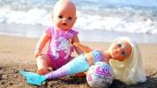 Сюрприз Лол от Беби Бон Русалочки. Игры в куклы КАК МАМА. Видео для девочек