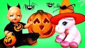 Одежда для Беби Бон - Костюм на Хэллоуин. Мультики для девочек Как мама