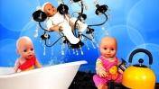Беби Бон спрятались! Ищем кукол - Смешные видео для детей. Игры для девочек Как мама