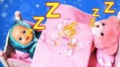 4.03 Беби Бон и Розовый медведь - Смешные видео. Мультики для детей