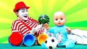 11.03 У Беби Бон потерялся мячик! Ищем игрушки - Мультики для детей