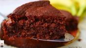 Шоколадно-Банановый ПИРОГ нежный как ПУХ | Chocolate Banana Pie