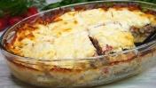 Есть ФАРШ и КАРТОФЕЛЬ, предлагаю приготовить Мясо по-французски по-Новому!