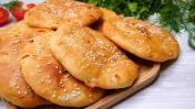 Пеку эти ЛЕПЕШКИ Уже неделю, вместо Хлеба и не только и не надоедают.