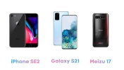 iPhone SE 2020 на этой неделе ⚡ Samsung тестирует Galaxy S21 на Snapdragon 875 👍 Meizu 17 пушка