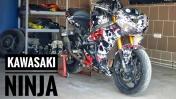 МОТОЦИКЛ ДЛЯ СТАНТРАЙДИНГА| Kawasaki ZX636
