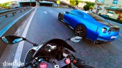 ЗАРУБА #1 | Nissan GT-R vs Kawasaki Ninja 636 ZX6R