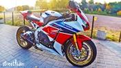 Тест-драйв мотоцикла Honda CBR1000RR Fireblade SP version